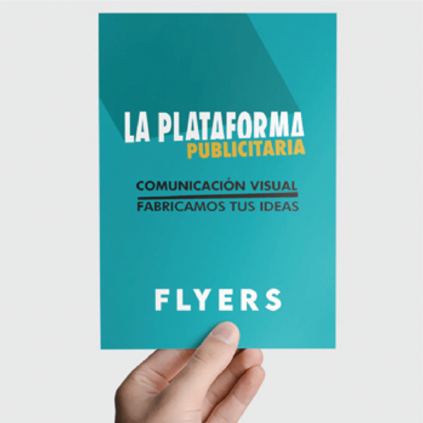 Flyers / Folletos